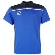 Sondico Precision Polo Youth 11-12 (LB) Royal/Navy