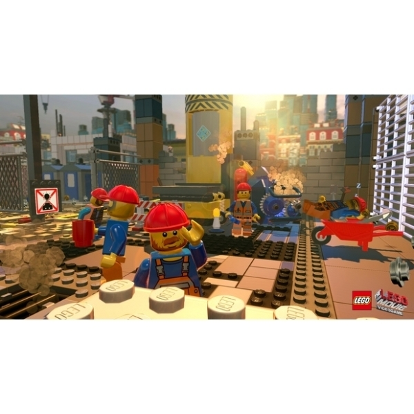 The Lego Movie The Videogame Game Ps Vita