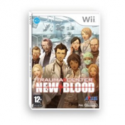 Trauma Center 2 New Blood Game Wii