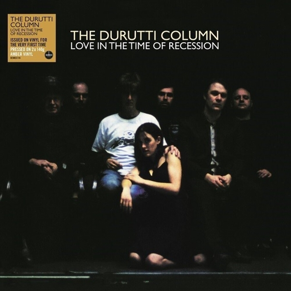 The Durutti Column - Love In The Time Of Recession Amber Translucent Vinyl