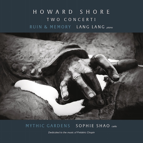Howard Shore: Two Concerti Music CD