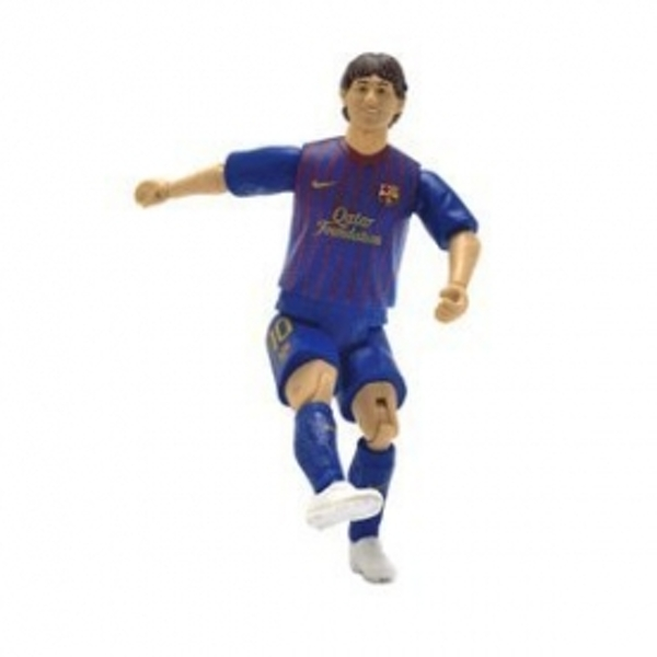 81807bb51 Stay with us... Match Stars FC Barcelona Lionel Andres Messi Football Figure