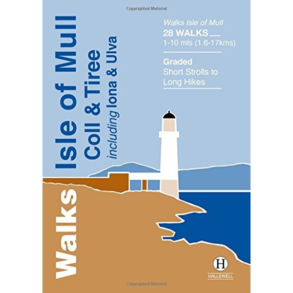 Walks Isle of Mull, Coll and Tiree by Hallewell Publications (Paperback, 2005)