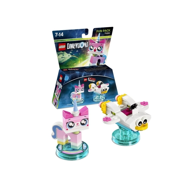 UniKitty (Lego Movie) Lego Dimensions Fun Pack - Image 2