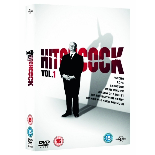 Hitchcock Volume 1 DVD