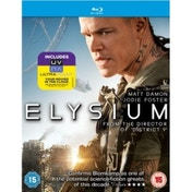 Elysium Blu-ray & UV Copy