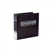 Ultra Pro Collector Card Album Black