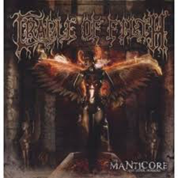 Cradle Of Filth ‎– The Manticore And Other Horrors Vinyl