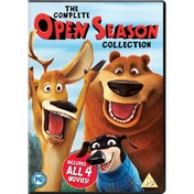 Open Season: The Complete Collection DVD