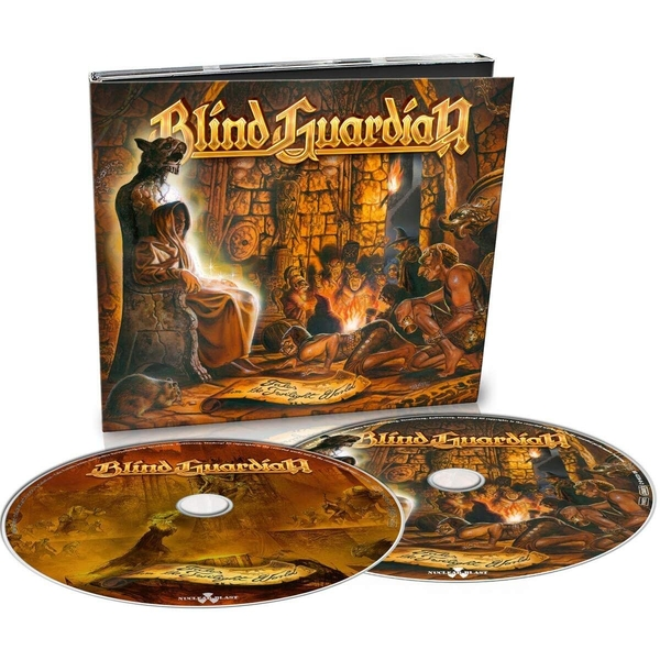 Blind Guardian - Tales From The Twilight World Remixed & Remastered Edition Vinyl