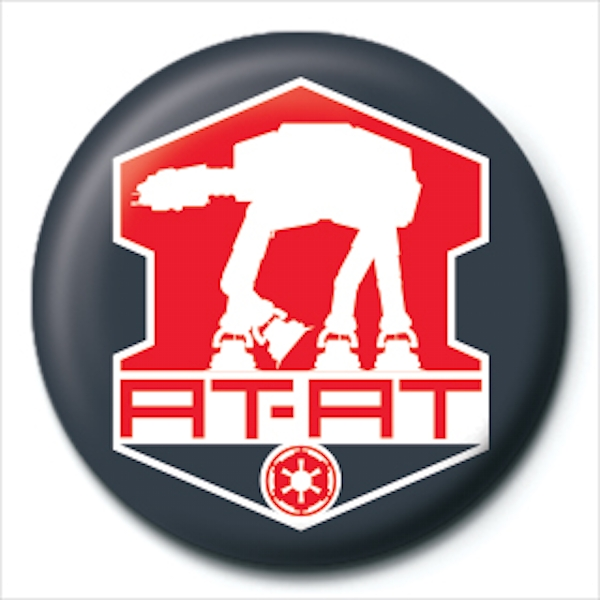Star Wars - AT-AT Badge