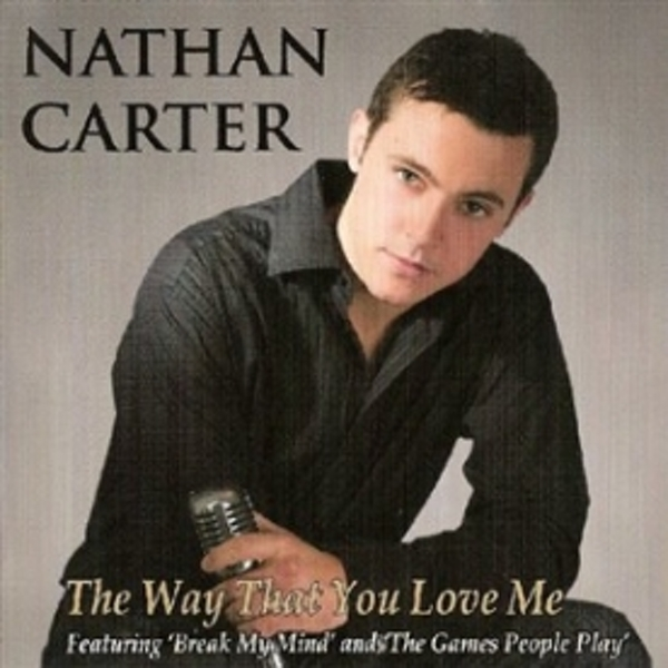 Nathan Carter The Way That You Love Me CD