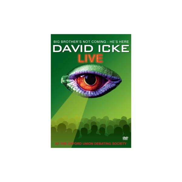 David Icke - Live At The Oxford Union Debating Society DVD