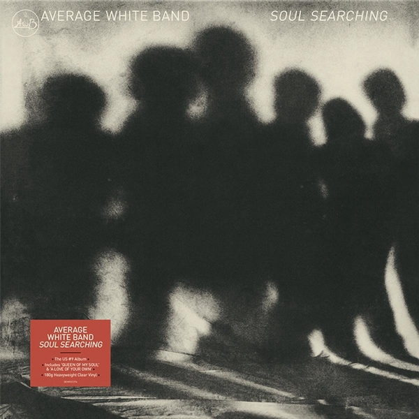 Average White Band - Soul Searching Clear Vinyl
