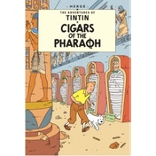 Cigars of the Pharaoh by Herge (Paperback, 2002)