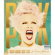 Pink The Truth About Love Tour Live From Melbourne DVD