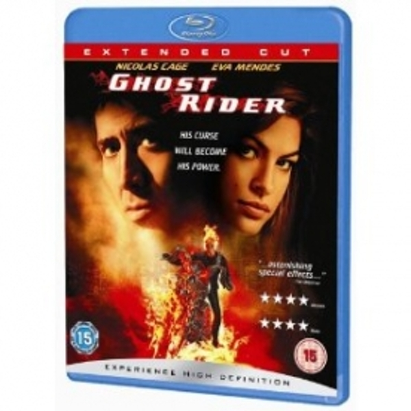Ghost Rider Blu-Ray - Image 1