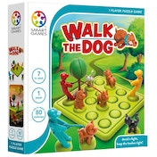 Walk The Dog Smart Games Puzzle Game