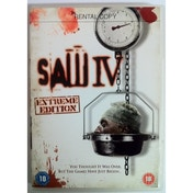 Saw IV (4) DVD
