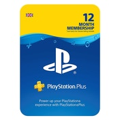 (Trade Special) PlayStation Plus Card PSN UK 1 Year (365 Days) Subscription Card PS3 & PS Vita & PS4