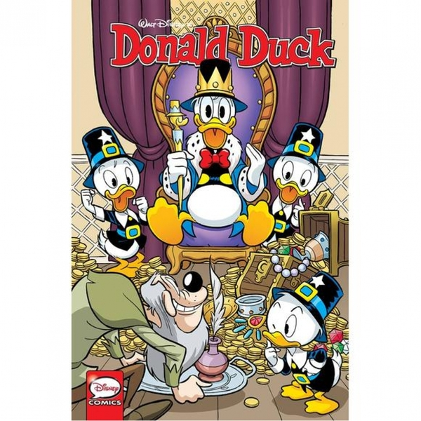 Donald Duck: Vicious Cycles