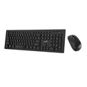 Genius SlimStar 8008 Wireless Keyboard & Mouse Set