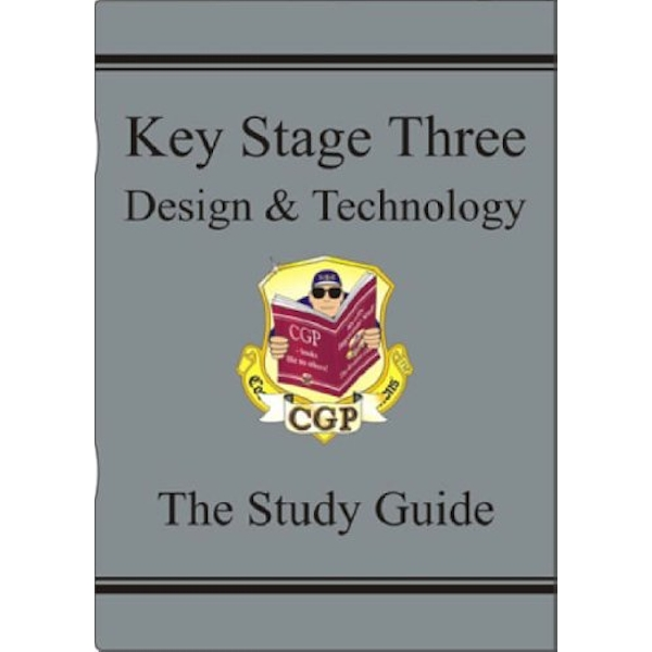 KS3 Design & Technology Study Guide by CGP Books (Paperback, 2003)