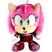 Sonic Boom 6 Inch Big Head Amy Plush