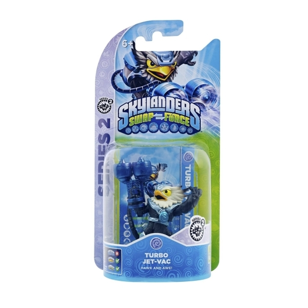 Jet-Vac (Skylanders Swap Force) Air Character Figure
