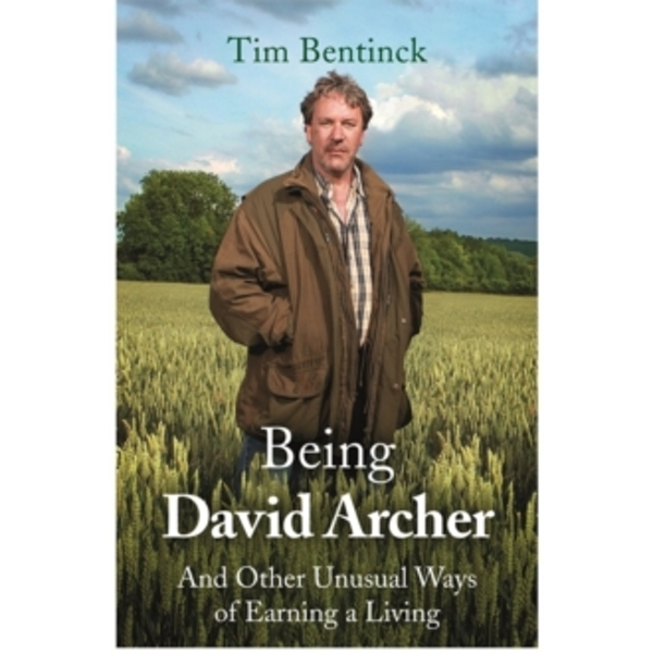 Being David Archer : And Other Unusual Ways of Earning a Living Hardcover