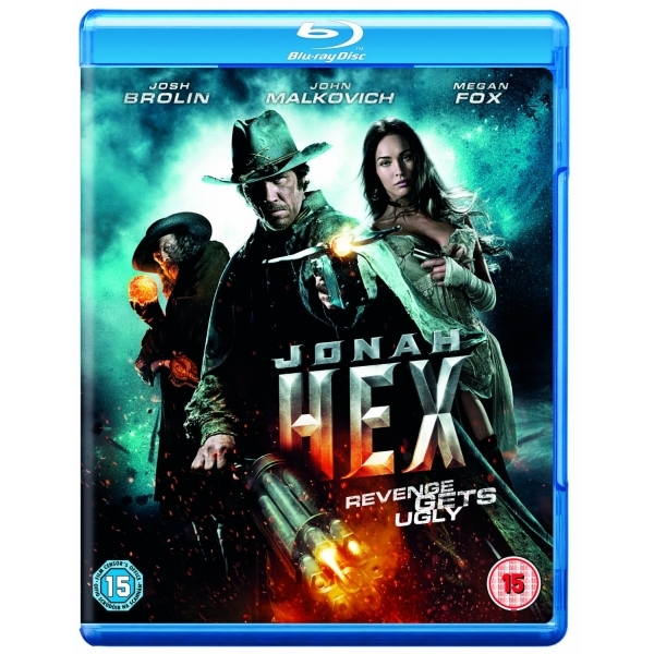 Jonah hex 2010 Blu-ray