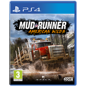 MudRunner American Wilds Edition PS4 Game