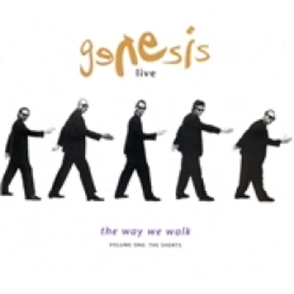 Genesis The Way We Walk Vol.1 CD
