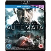 Automata Blu-ray   UV Copy