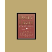 Daily Light - Burgundy by Anne Graham Lotz (Leather / fine binding, 1998)