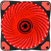Game Max Mistral 32 x Red LED 12cm Cooling Fan