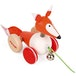 Janod Wooden Pull-Along Fox - Image 2