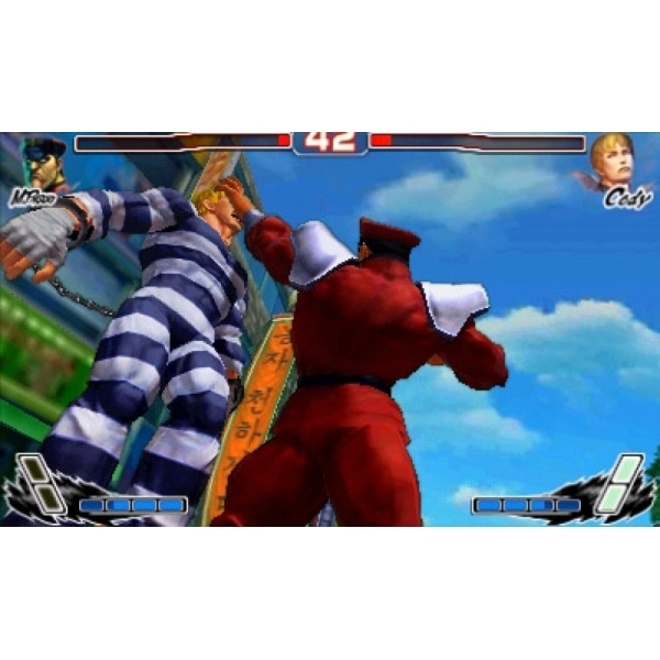 Super Street Fighter IV in 3D Game 3DS - Image 4