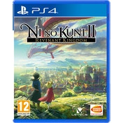 Ni No Kuni II Revenant Kingdom PS4 Game (Pre-Order Bonus)