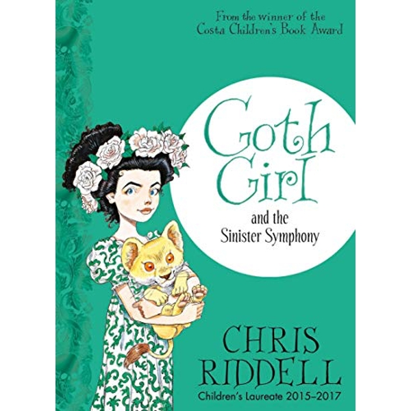 Goth Girl and the Sinister Symphony  Paperback / softback 2018
