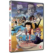 One Piece - The Movie: Episode Of Alabasta DVD