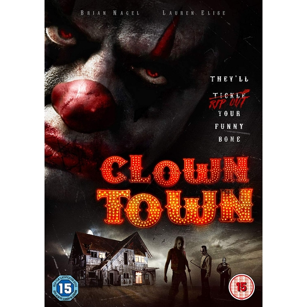 Clowntown DVD