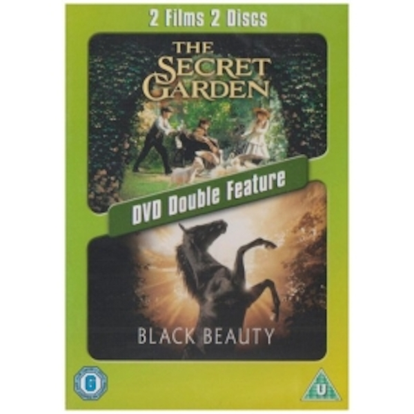 Secret Garden & Black Beauty DVD