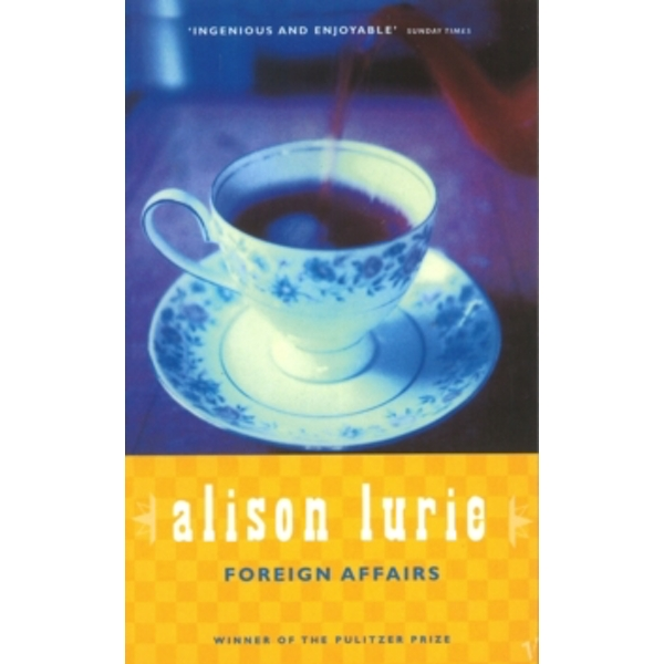 Foreign Affairs by Alison Lurie (Paperback, 1994)