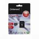 Intenso 16GB Class 10 Micro SD Card with Adapter