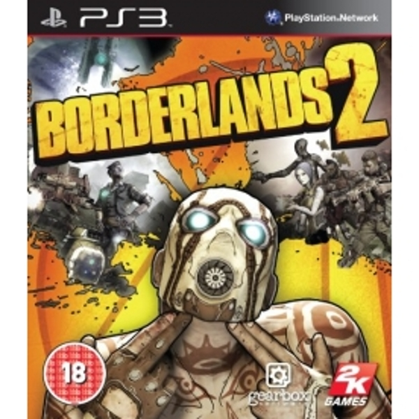 Borderlands 2 Game PS3