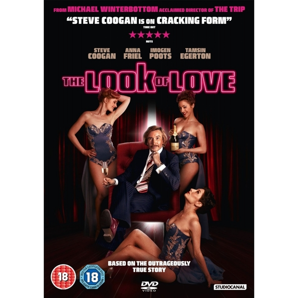 The Look of Love DVD