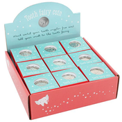 Set of 27 tooth Fairy Coins in Display