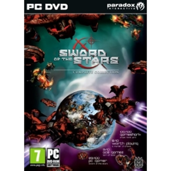 Sword Of The Stars Collection Game PC