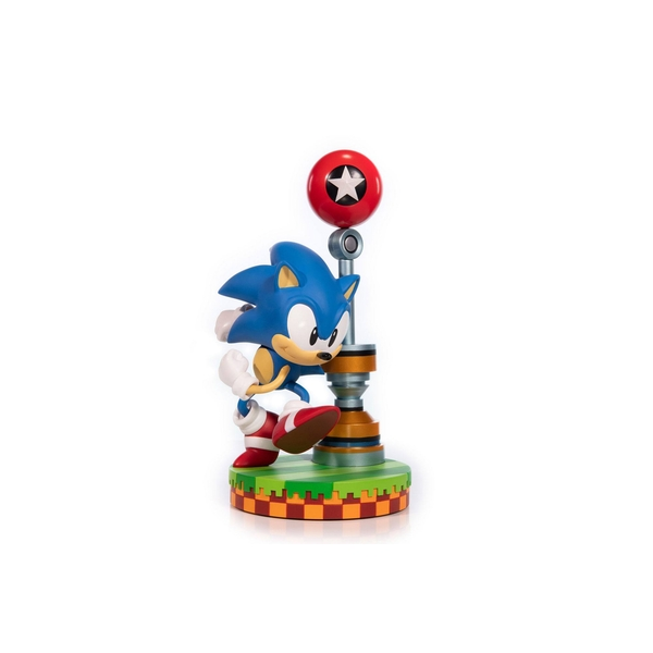 Sonic the Hedgehog PVC Statue Sonic 28 cm